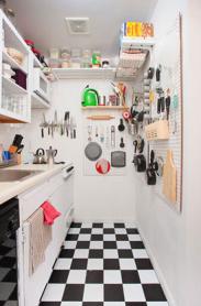 Small Retro Kitchen