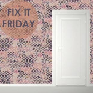 Fix It Friday Wallpaper